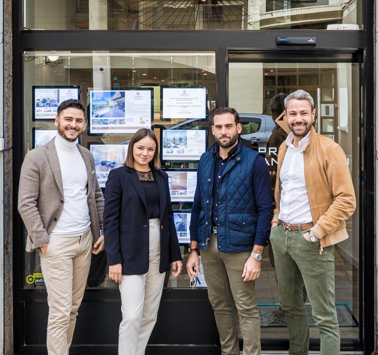 Equipe Prestige Transaction pour votre estimation immobilière à Grenoble